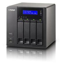 QNAP ts-419 PII 4 Bay senza disco NAS Network Attached Storage New Old Stock!