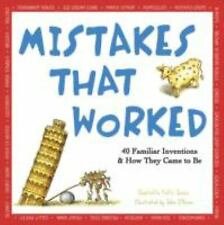 Mistakes That Worked by Charlotte Jones 1991 Paperback 40 Familiar Inventions