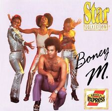 BONEY M - DADDY COOL - STAR COLLECTION - RARE ARIOLA EXPRESS CD