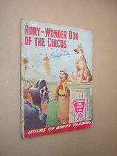SCHOOLGIRLS OWN LIBRARY. 1950s RORY - WONDER DOG OF THE CIRCUS. EVELYN DAY