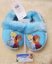 New with Tag for Sales - Disney Frozen Slipper - Blue