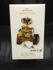 HALLMARK KEEPSAKE ORNAMENT WALL-E-DECK THE PLANET BRAND NEW