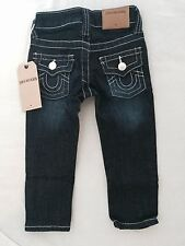 True Religion Baby Boy Jeans Pants Sz 12 Months