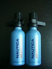 Nautica Competition .3 Cologne Spray Lot of 2