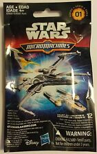 !HASBRO STAR WARS SERIES 1 MICRO MACHINES Packs Mystery