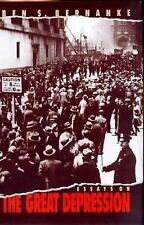 Essays on the Great Depression-ExLibrary