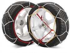 SNOW CHAINS 215/55-17 215/60-17 215/70-15 225/40-19 225/45-18 225/55-16 9mm