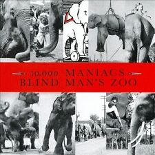 Blind Man's Zoo by 10,000 Maniacs (CD, Oct-1989, Elektra (Label))