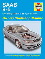 Saab 9-5 95 Repair Manual Haynes Manual Workshop Service Manual  1997-2005 4156