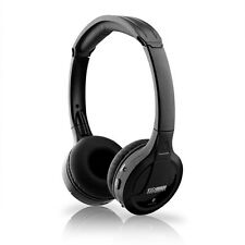 Black Wireless Bluetooth Stereo Headphone Headset For Apple iPhone 4 4S 4-S
