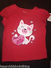 New valentines day jumping beans size 3 3t Shirt daddy be my Valentine xoxo