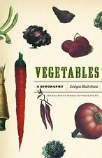 Vegetables: A Biography-ExLibrary