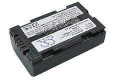 UK Battery for Panasonic AG-DVC15 AG-DVX100BE CGP-D07S CGR-D11O 7.4V RoHS