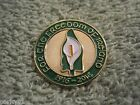 """Easter Lily Badge 1916-2016 """"Freedom Of Ireland"""" Tri/Color Lily Pin Badge AOH"""