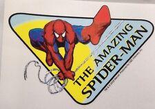Spider Man Spidy Sign Sticker