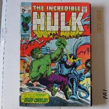 Incredible Hulk 126 VG 1st Barbara Norris Valkyrie SKU14917 25% Off!