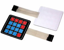 3M 4x4 16 Key Matrix Membrane Switch Keypad Keyboard Slim f Arduino AVR PIC ARM