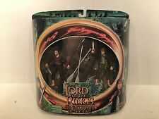 NEW TOYBIZ LORD OF THE RINGS FELLOWSHIP OF THE RING FRODO & SAMWISE GAMGEE