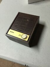 New Nutone ISB-64 woodgrain Intercom Door speaker lighted push button is69