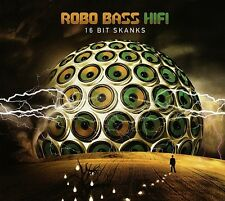 ROBO BASS HIFI - 16 BIT SKANKS  CD NEU
