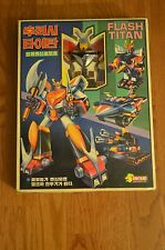 Unique & Rare!! Vintage Korea KO DX Daitarn 3 MIB