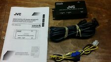 JVC KS-SRA100 SIRIUS SATELLITE CONTROL UNIT FOR SELECT JVC STEREO RECEIVERS