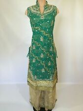 Incredible Deal $80 2 sets sharara / pajami both Punjabi suit Anarkali 42-44