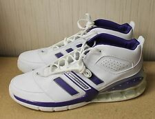 NEW MENS SIZE 19 ADIDAS BOUNCE ARTILLERY II SNEAKERS TENNIS SHOES HARD TO FIND