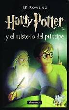 Harry Potter - Spanish: Harry Potter Y El Misterio Del Principe by J. K....