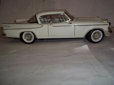 1/18 Anson 1957 Studebaker Hawk Die Cast Car