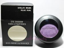 Mac Eye Shadow Fard A Paupieres 0.05oz/1.5g (Satellite Dreams Veluxe Pearl) NIB