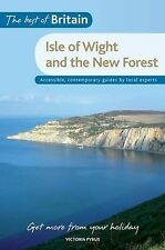 Isle of Wight & the New Forest (Best of Britain), Pybus, Victoria, New Book