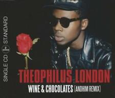 London,Theophilus - Wine & Chocolates (2track) - CD