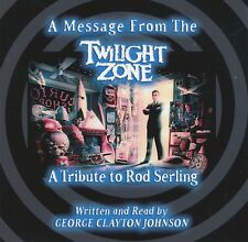 GEORGE CLAYTON JOHNSON-MESSAGE FROM THE TWILIGHT ZONE