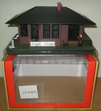 LIONEL #37998 HALLOWEEN HAUNTED PASSENGER STATION TRAIN ACCESSORY O GAUGE LAYOUT