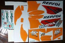 Stickers Full Set For  Honda NSR 150 SP Repsol RePlacement Decals  OEM  Parts