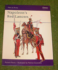 OSPREY MILITARY MEN AT ARMS  389 NAPOLEON'S RED LANCERS