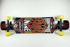 Sector 9 Skateboard Longboard Slingshot Red Gullwing Charger Trucks Sector9 Race
