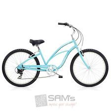 Electra Cruiser 7D Damen Fahrrad Hellblau 26 Zoll Ladies Beachcruiser 7-Gang