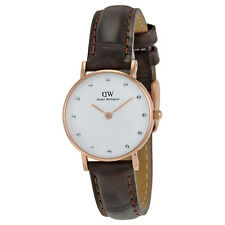 Daniel Wellington 0902DW Classy York Ladies Watch