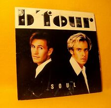 Cardsleeve Single CD B'Four Soul 2TR 1996 Europop Belpop