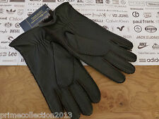POLO RALPH LAUREN Men's RLXC Exquisite Brown Soft Leather Glove BNWT RRP£170