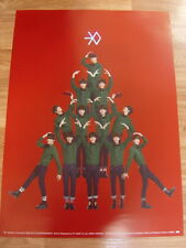 EXO - MIRACLES IN DECEMBER CHINESE VER. [ORIGINAL POSTER] *NEW* EXO-K EXO-M