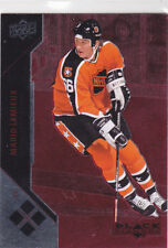 2011 11-12 Black Diamond Ruby #222 Mario Lemieux AS 87/100