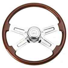 "4 Spoke Steering Wheel (18"") - Peterbilt 1998+ / Kenworth 2001+"