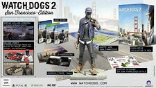 Watch Dogs 2 San Francisco Edition | PS4 Playstation 4 deutsch NEU OVP NEW