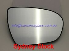 RIGHT DRIVER SIDE KIA OPTIMA 2011 - 2016 MIRROR GLASS WITH BASE