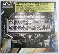 NEIL YOUNG & CRAZY HORSE - LIVE AT THE FILLMORE EAST 1970 - CD + DVD Sigillato