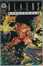 Dark Horse Comics Aliens  Stronghold parts 1,2, 3 & 4 May 1994 all mint Rare!