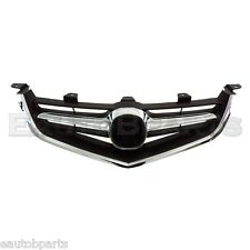 New Front GRILLE With Chrome Moulding For Acura TSX AC1200110